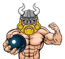 A Viking Warrior Gladiator Bow...