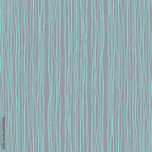 Fotomural Wavy line pattern