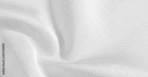 Background Pattern Texture Wallpaper White Silk Fabric