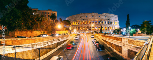 Slika na platnu Rome, Italy