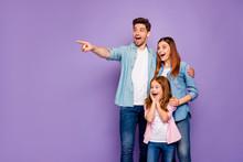Photo Of Three Family Members ...