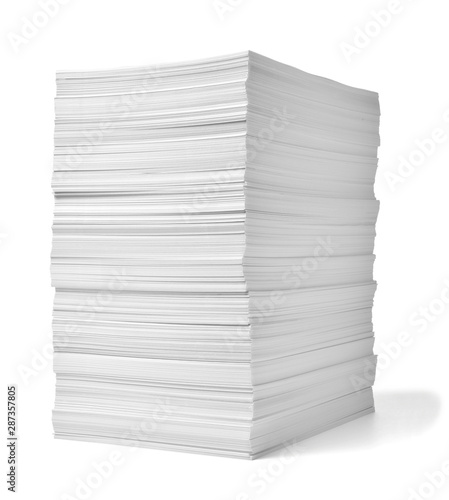 Valokuva paper stack pile office paperwork busniess education