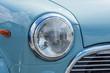 自動車のヘッドライト Headlight of the car