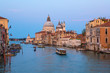 View from Ponte dell'Accademia in Venice