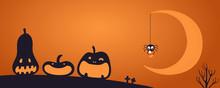 Happy Halloween Banner, Party ...
