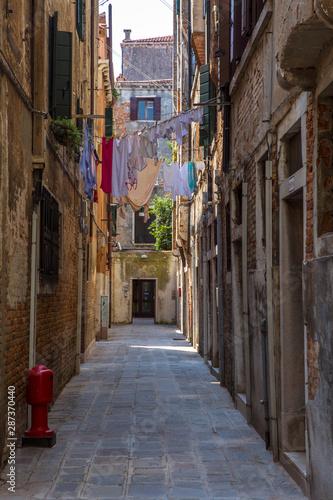 Fototapety, obrazy: Venice in Italy