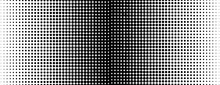 Vintage Linear With Halftone. Abstract Halftone Texture. Round Abstract Geometric Linear Pattern. Abstract Geometric Background Design.