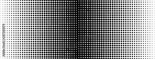 Cuadros en Lienzo  Vintage linear with halftone