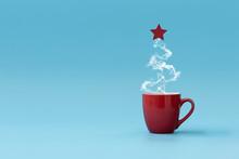 Christmas Tree Made Of Steamin...