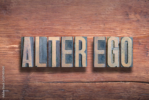 Платно alter ego wood