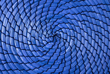 Abstract Pattern Of Woven Wate...