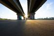 Big Bridge at Sunset