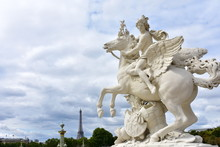 View From Tuileries Garden Wit...