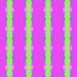 canvas print picture - colorful seamless pattern with light green, orchid and medium purple colors. endless texture for wallpaper, creative or fashion design