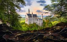 Fairy-tale Neuschwanstein Cast...