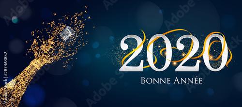 Photo Carte de Voeux 2020 - Bonne Année