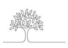Tree One Line New 2