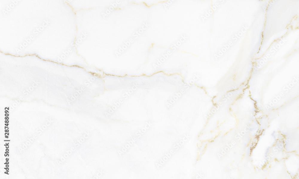 Fototapeta Calacatta marble with golden veins