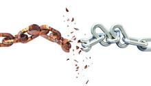 Bipolar Disorder Chain Rusty A...