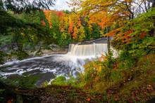 Tahquamenon Falls In The Upper...