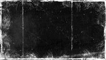 Texture Of Scratches, Chips, Scuffs, Dirt On Old Aged Surface . Old, Vintage Film Effect Overlays.