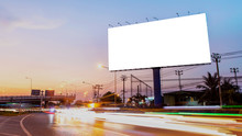 Billboard Blank For Outdoor Ad...