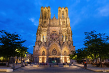 Cathedral Of Our Lady Of Reims