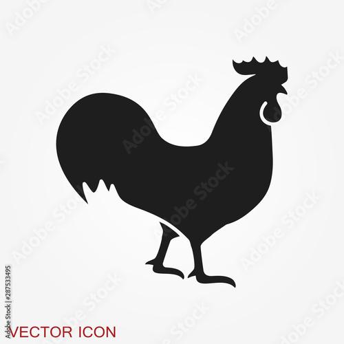 Fotografía Cock icon