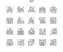 Castles And Fortresses Well-cr...