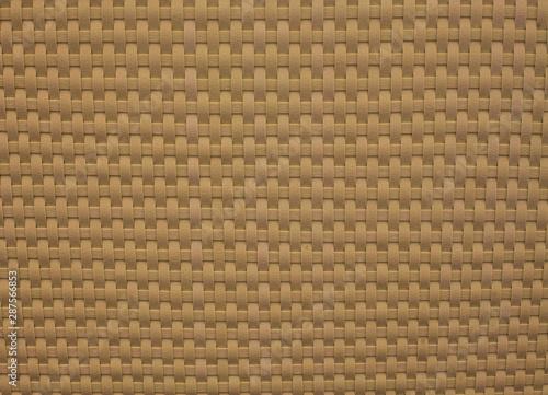 Obraz close up of wicker pattern - fototapety do salonu