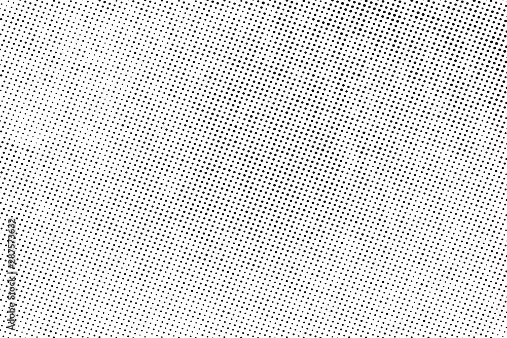 Fototapeta Grunge Halftone Texture