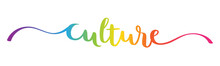 CULTURE Vector Brush Calligrap...