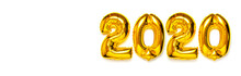 2020 Inflatable Gold Numbers W...