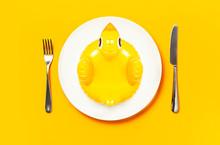 Inflatable Mini Yellow Chicken...