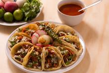 Tacos Al Pastor Estilo Mexicano