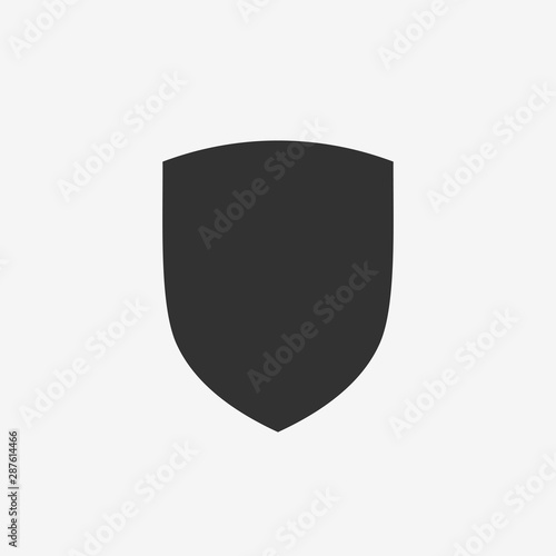 Shield icon Fototapet