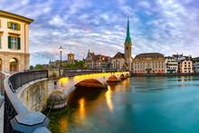 Zurich, Largest City In Switze...