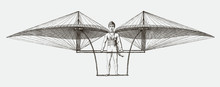 Historic Man-powered Flying Ma...