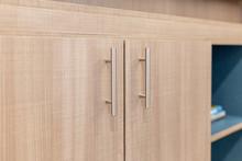 Wooden Textured Cabinet