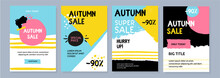 Modern Bright Autumn Sale Offe...