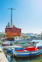 The Wooden Ship In Bizerte Har...