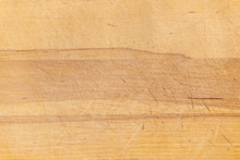 Old Scratched Wooden Cutting B...