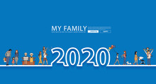 Happy Family Fun 2020 New Year...