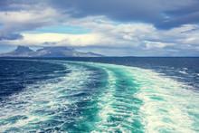 Island On The Horizon. Rocks I...