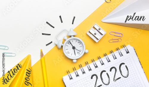 Fotomural  new goals for 2020