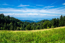 Germany, Endless Wide View Ove...