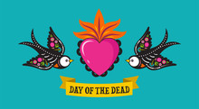 Day Of The Dead, Dia De Los Mo...