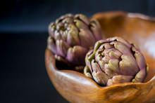 Basket Of Freshly Picked Artic...