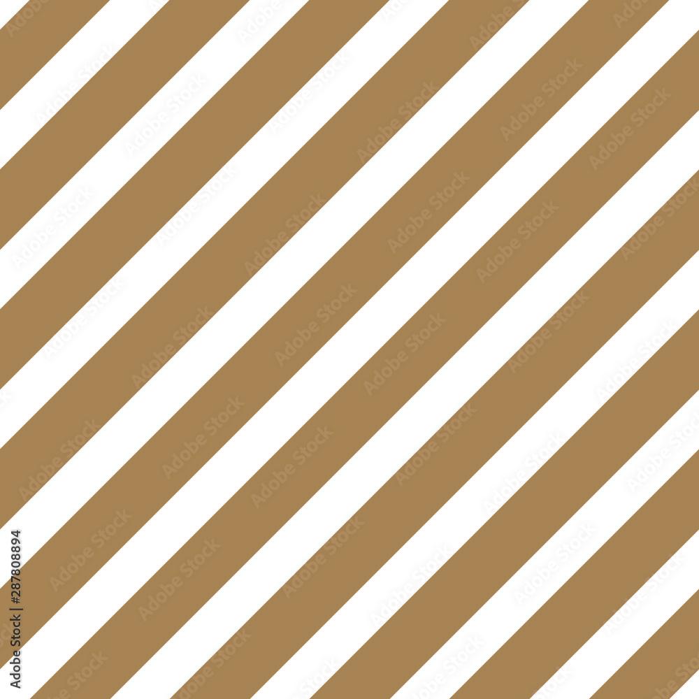 Fototapety, obrazy: Diagonal stripes pattern, geometric simple background