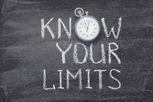 Know Your Limits Watch